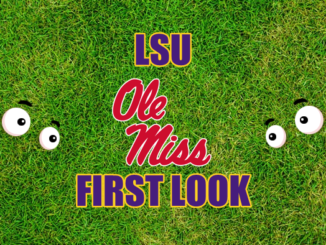 LSU First Look Ole Miss