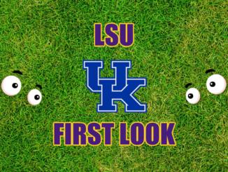 LSU-First look Kentucky