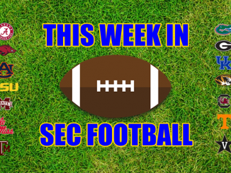 This Week in SEC Football