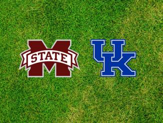 Mississippi State vs Kentucky