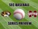 Mississippi State-Missouri baseball series preview