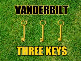 Vanderbilt football Three keys