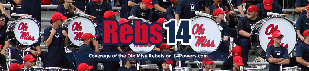 Ole Miss Rebels Football, Basketball and Baseball