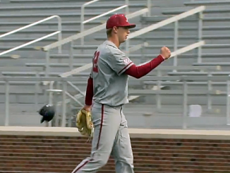 Alabama Baseball Player