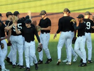 Vanderbilt Baseball Players