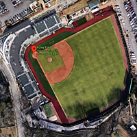 Foley Field (3,291)