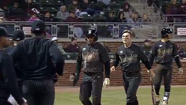Vanderbilt baseball players