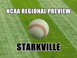 NCAA Regional Preview-Starkville