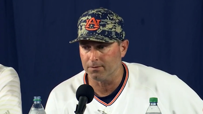Butch Thompson of Auburn