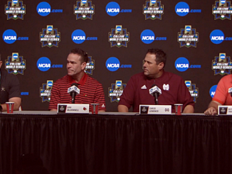 Coaches at Press Conference