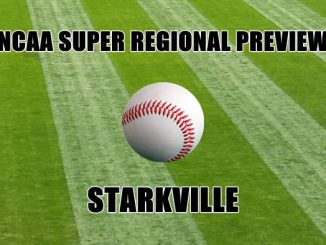 NCAA Super Regional Preview-STARKVILLE