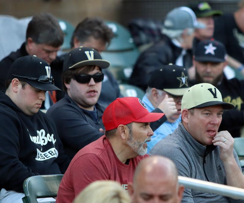Vanderbilt baseball fans