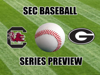 Georgia-South Carolina baseball series preview