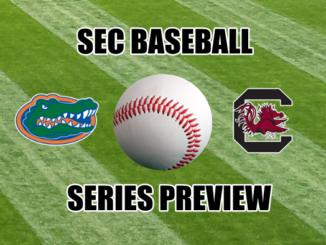 South Carolina-Florida baseball series preview