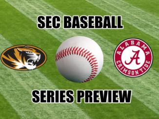 Alabama-Missouri SEC series preview