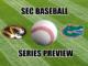 Florida-Missouri baseball series preview