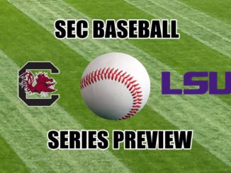 LSU-South Carolina baseball series preview