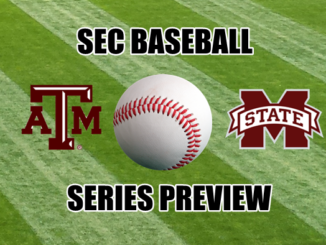 Mississippi State-Texas A&M SEC baseball series preview