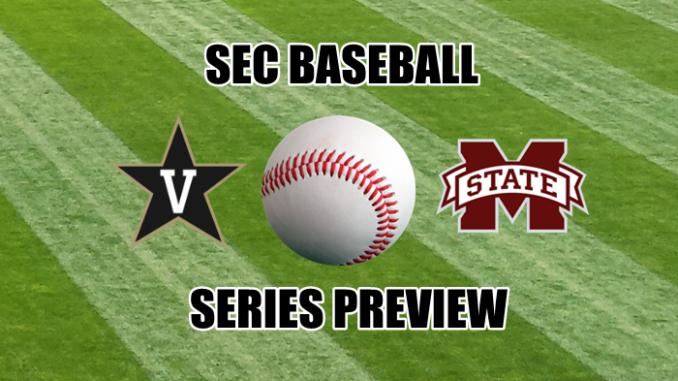 Mississippi State-Vanderbilt SEC series preview