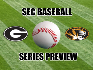 Missouri-Georgia SEC baseball series preview