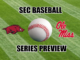 Ole Miss-Arkansas baseball series preview