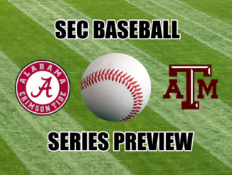 Texas A&M-Alabama baseball series preview