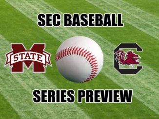 SEC Baseball Series Preview Mississippi State at South Carolina