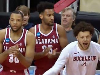 Alabama basketball players