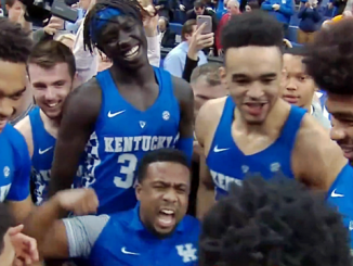 Kentucky players