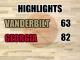 Georgia 82-Vanderbilt 63