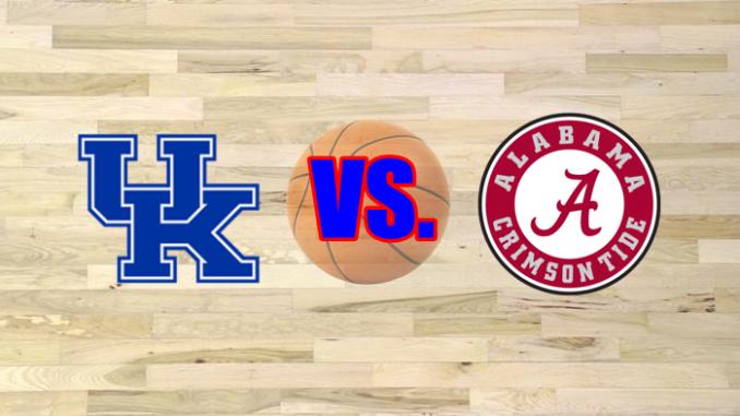 Alabama-Kentucky basketball game preview