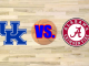 Alabama and Kentucky logos