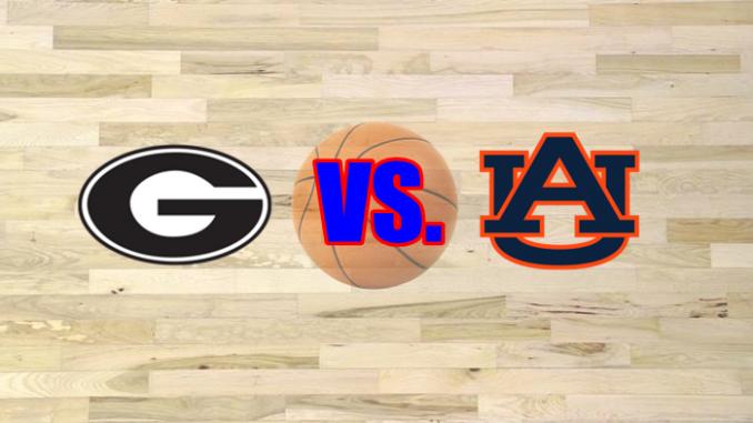 Auburn-Georgia basketball game preview