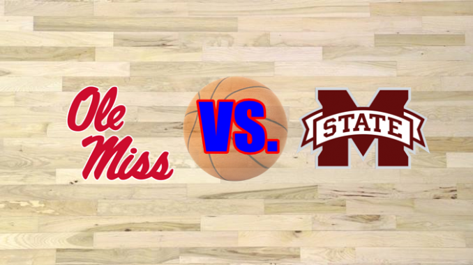 Mississippi State-Ole Miss basketball game preview
