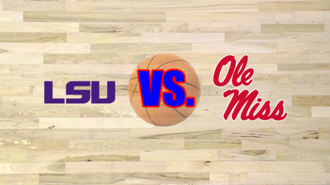 Ole Miss-LSU basketball game preview