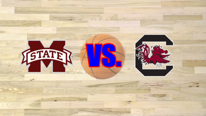 South Carolina-Mississippi State basketball game preview