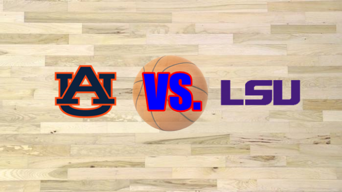 LSU-Auburn basketball game preview