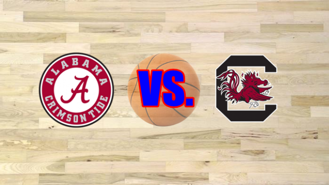South-Carolina-Alabama basketball game preview
