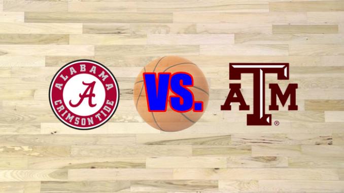 Texas A&M-Alabama basketball preview