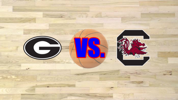 South Carolina-Georgia basketball game preview