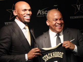 Jerry Stackhouse and Malcolm Turner