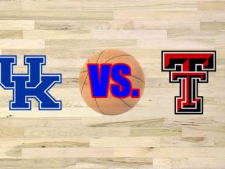 Kentucky and Texas Tech logos