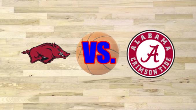 Arkansas and Alabama logos