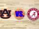 Auburn and Alabama logos