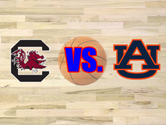 Auburn and South Carolina logos