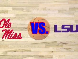 LSU and Ole Miss logos