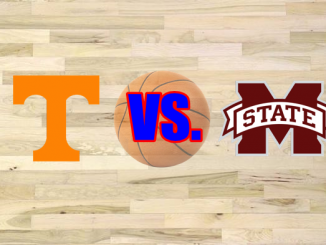 Tennessee and Mississippi State logos