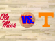 Ole Miss and Tennessee logos