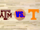 Texas A&M and Tennessee Logos