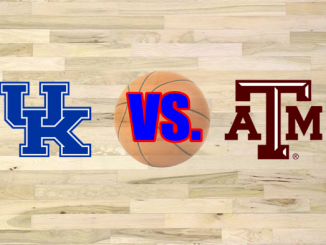 Kentucky and Texas A&M logos